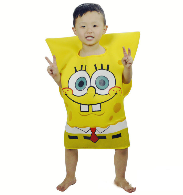 spongebob costumes for men women kids parties costume