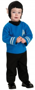 Star Trek Baby Costume
