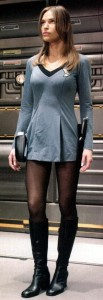 Star Trek Girl Costume
