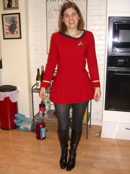 Star Trek Halloween Costume  sc 1 st  Parties Costume & Star Trek Costumes (for Men Women Kids)   Parties Costume
