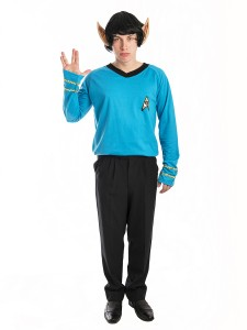 Star Trek Spock Costume