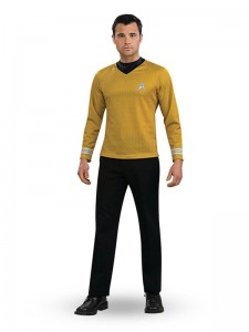 Star Trek Uniform Costume