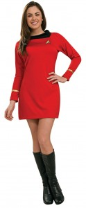 Star Trek Womens Costume