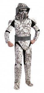 Star Wars Clone Trooper Costumes