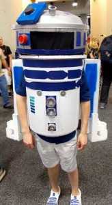 Star Wars R2D2 Costume