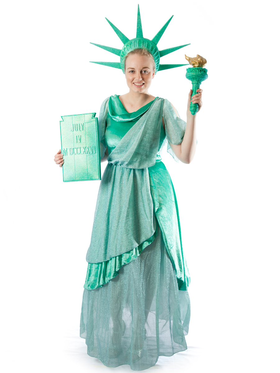 Statue of Liberty Costumes