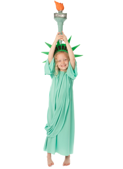 Statue of Liberty Costume Kids  sc 1 st  Parties Costume & Statue of Liberty Costumes | Parties Costume