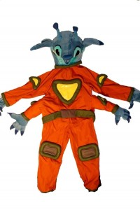 Stitch Alien Costume