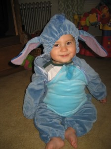 Stitch Costume Baby