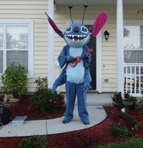 Stitch Costume DIY