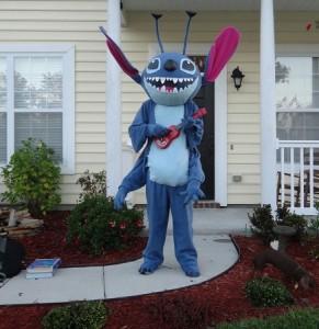 Stitch Costume DIY