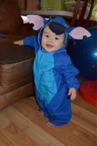 Stitch Costume Disney