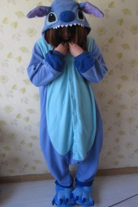 Stitch Costume for Adults