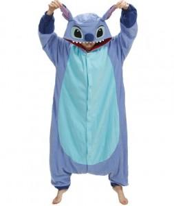 Stitch Halloween Costume