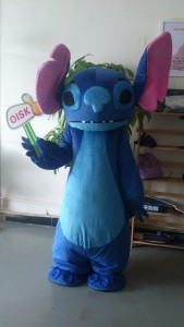 Stitch Mascot Costume