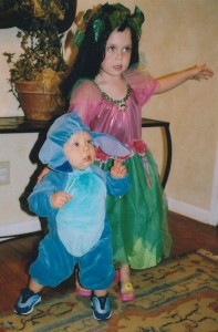 Stitch and Lilo Costume