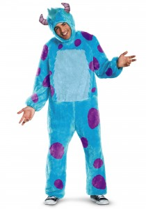 Sully Adult Costume