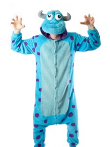 Sully Costume Monsters Inc