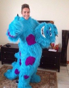 Sully Costume for Adults