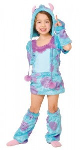 Sully Costume for Girls
