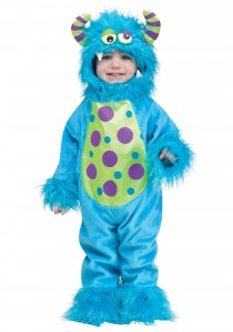 Sully Costume for Toddler