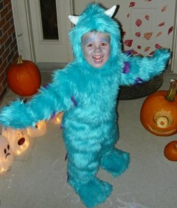 Sully Halloween Costume
