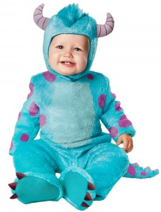 Sully Toddler Costume