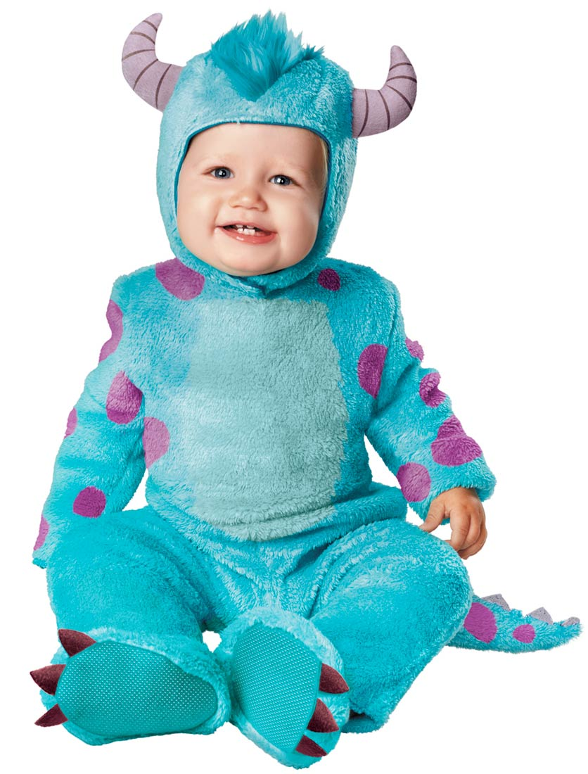 Sully Costumes Men Women Kids Parties Costume  sc 1 st  Baby Bryone & Sully Baby Costume Ideas - Baby Bryone