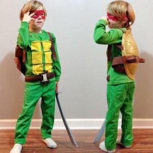 TMNT Costume DIY