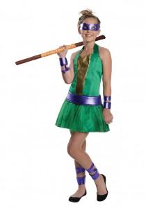 TMNT Costume for Girls