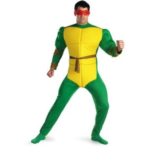 TMNT Costumes for Adults
