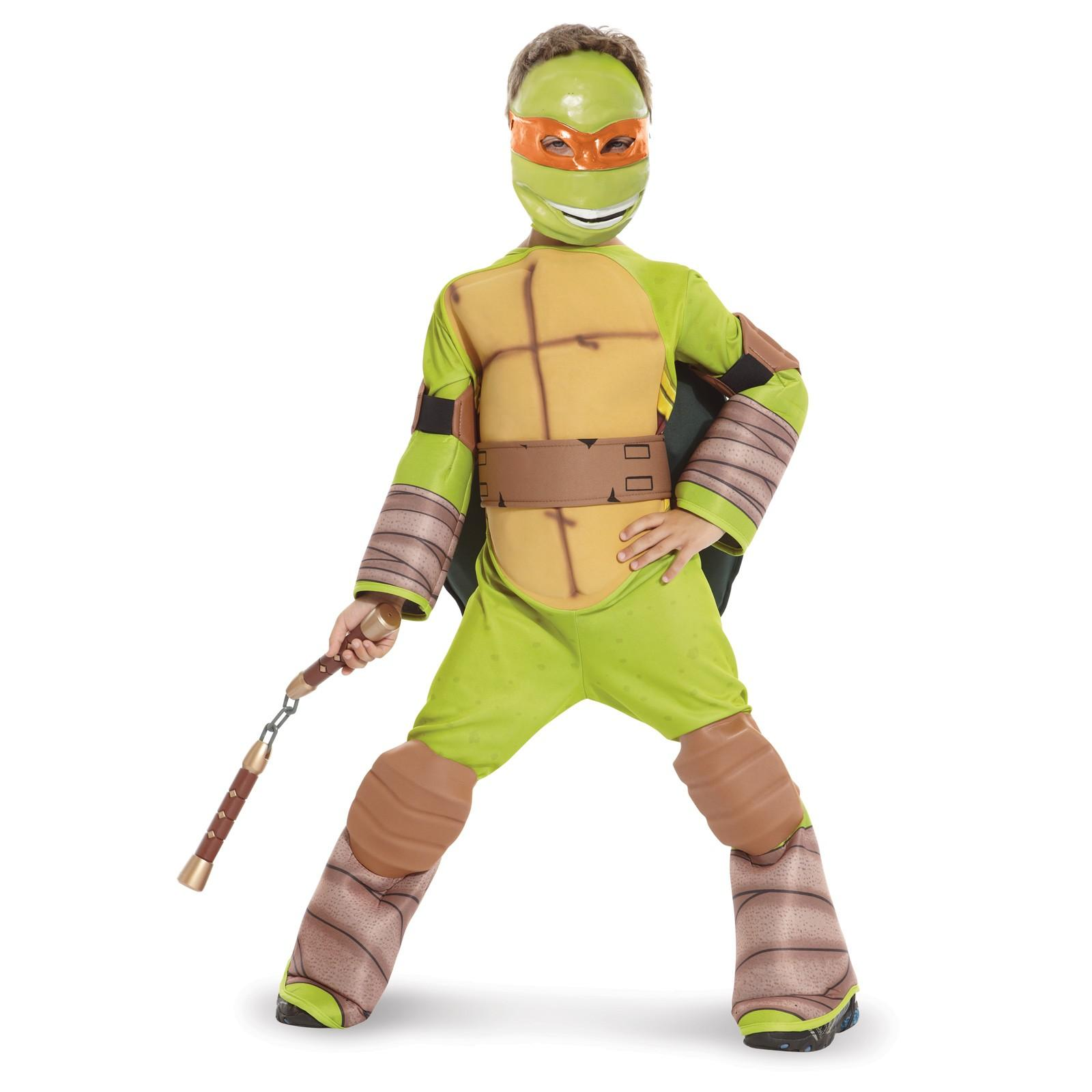 TMNT Costumes for Kids  sc 1 st  Parties Costume : ninja turtle costume toddler  - Germanpascual.Com