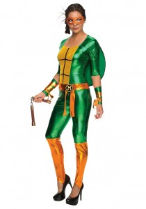TMNT Costumes for Women