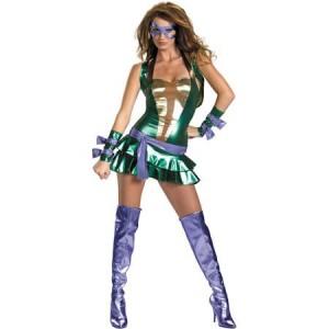 TMNT Female Costume