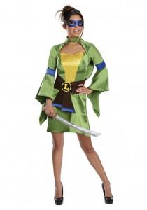 TMNT Womens Costume