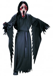 The Scream Costume