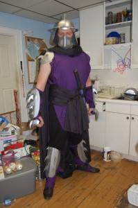 The Shredder Costume