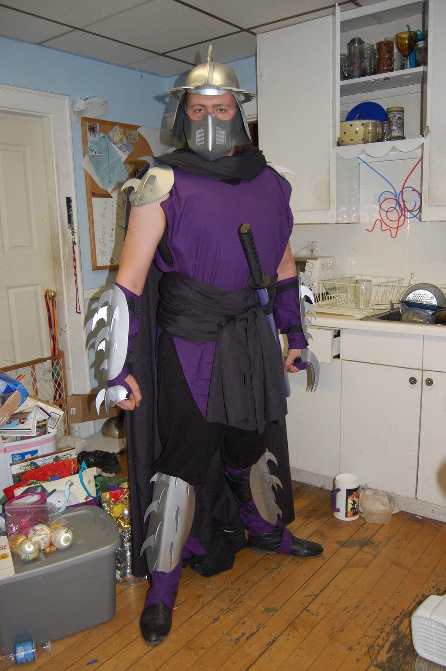The Shredder Costume & Shredder Costumes (for Men Women Kids) | Parties Costume