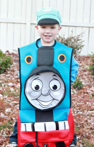 Thomas the Train Costume Ideas