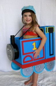Thomas the Train Costume Toddler