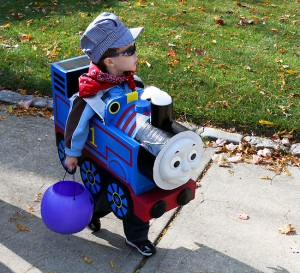 Thomas the Train Costumes
