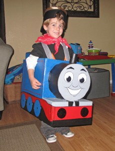 Thomas the Train Toddler Costume