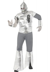 Tin Man Costume Adult