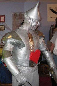 Tin Man Costume Ideas