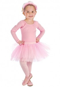 Toddler Ballet Costumes