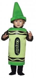 Toddler Crayon Costume