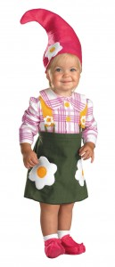 Toddler Gnome Costume