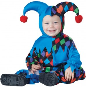 Toddler Jester Costume
