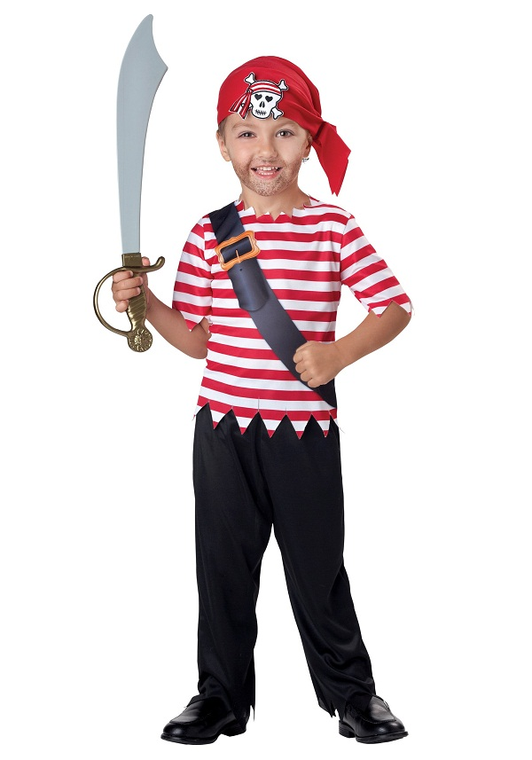 Toddler Pirate Costume Boy  sc 1 st  Parties Costume & Toddler Pirate Costumes | Parties Costume