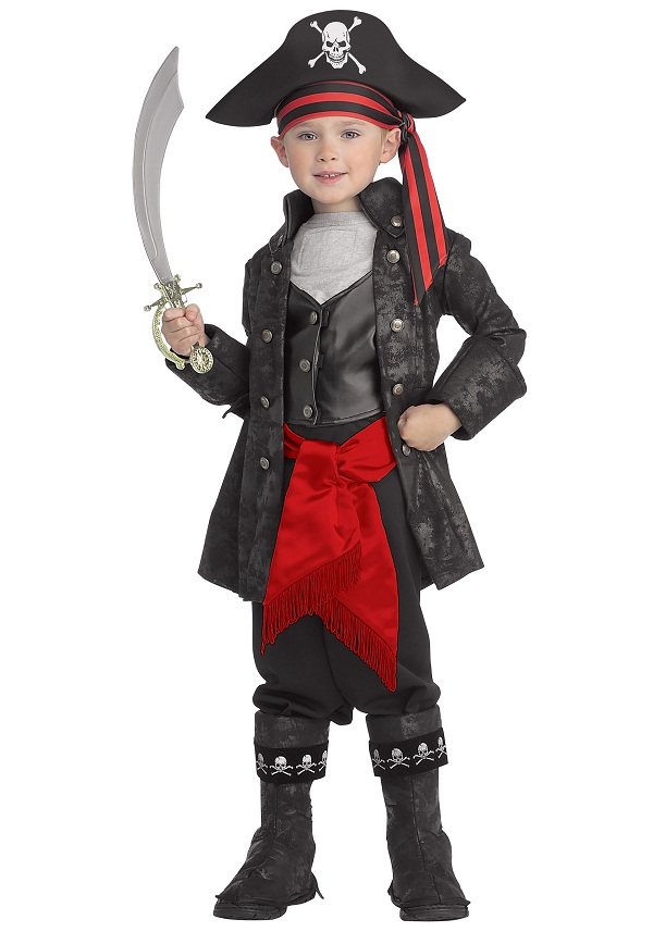 Toddler Pirate Costume Ideas  sc 1 st  Parties Costume & Toddler Pirate Costumes | Parties Costume